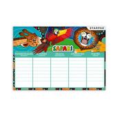 Plan lekcji Safari STARPAK