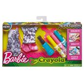 PROMO Barbie Zrób to sama: Stylowe szablony FPW12 p6 MATTEL mix