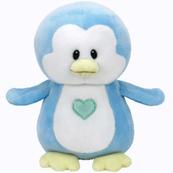 TY Baby niebieski pingwin Twinkles, 24cm - Medium 82008