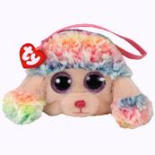 TY Gear torba na nadgarstek Rainbow - kolorowy pudel 95200