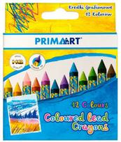 Kredki grafitowe 12kol Prima Art
