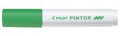 Marker Pilot permanentny PINTOR M jasny zielony