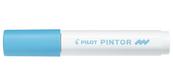 Marker Pilot permanentny PINTOR M pastelowy niebieski