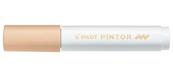 Marker Pilot permanentny PINTOR M jasny pomarańczowy