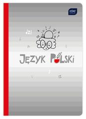 Zeszyt A5 60k linia polski HYBRID FSC Mix Credit p10 cena za 1szt