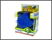 Kostka labirynt 9cm 2kolory w pudełku HM1602A
