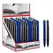 Długopis aut. 0,7 ze ściągą p36 STARPAK, cena za 1szt.
