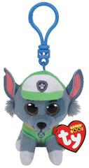 TY BEANIE BABIES Psi Patrol - Rocky Clip 8,5cm 41279