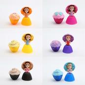 Cupcake Mini Babeczka z niespodzianką s2 p24 1109 TM TOYS mix, cena za 1szt.