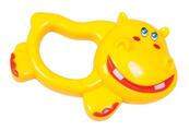 Grzechotka Słoń, Hipopotam blister 02394