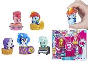 My Little Pony Cutie mark crew 5-pack mix E0193