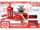 Parking Fire Brigade w pud. 40x27x8 CM559-12D MC
