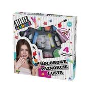 Atelier Glamour Kolorowe paznokcie, usta 02525