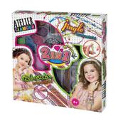 Atelier Glamour 2w1 bransoletki w pudełku 02526