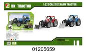 Traktor w pudełku 1205659