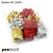 Zestaw kokony + rozety AP-11045-I