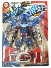Transrobot z bronia mix