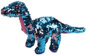 TY BOOS Flippables TREMOR - dinozaur cekinowy 24cm 36432