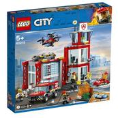 LEGO 60215 CITY Remiza strażacka p.4