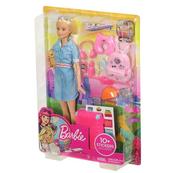 Barbie DHA Lalka w podróży FWV25 p6 MATTEL