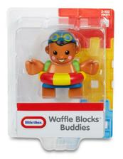 Little tikes Klocki wafle Figurka mix 643750