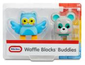 Little tikes Klocki wafle Figurka 2-pak mix 643767