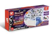 PROMO Zestaw naklejek do dekoracji pokoju Space Adventure 41127 34x46cm p12 Walltastic