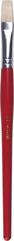 Pędzel szkolny płaski Nr20 p6 ASTRA, cena za 1szt.