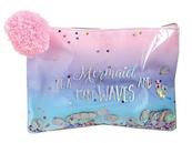 Kosmetyczka Mermaid w worku STN 5126