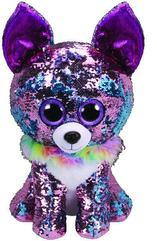 TY BOOS Flippables YAPPY 42cm cekinowy chihuahua 36764