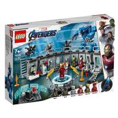 LEGO 76125 SUPER HEROES Zbroje Iron Mana p3