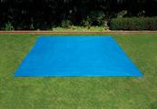 Materiał ochronny pod basen w pudełku 28048 INTEX (pasuje do basenów 2,44m/3,05m/3,66m/4,57m Easy Set® i Basenów stelażowych) Za
