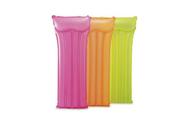 Materac neonowe kolory 3 kolory w worku 183x76cm 59717EU INTEX, cena za 1szt.