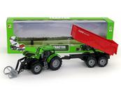 Traktor z napędem w pudełku 480957 ADAR
