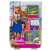 Barbie Lalka Nauczycielka muzyki FXP18 p6 MATTEL