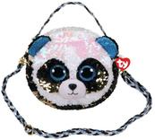 TY Fashion Sequins cekinowa torba na ramię BAMBOO - panda 95136 TY