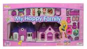 PROMO Domek dla lalek Happy Family NO-1002374