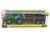 Traktor z przyczepą i napędem w pudełku 506633 ADAR