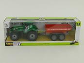 Traktor z przyczepą i napędem w pudełku 507333 ADAR