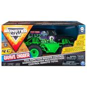 Monster Jam 1:24 na radio GRAVEDIGGER 6044955 Spin Master