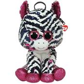TY Fashion Sequins cekinowy plecak ZOEY - zebra 95030 TY