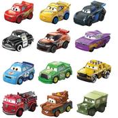 Cars Auta Mikroauta na blistrze GKF65 p36 MATTEL cena za 1 szt mix