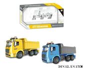 Auto ciężarówka światło dźwięk w pudełku cena za 1 szt