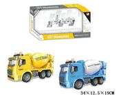 Auto betoniarka światło dźwięk w pudełku cena za 1 szt