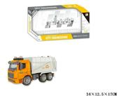Auto Śmieciarka światło, dźwięk w pudełku G122215