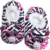 TY Fashion Sequins cekinowe pantofle ZOE - zebra rozm.L (36-38) 95567 TY