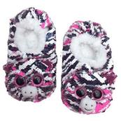 TY Fashion Sequins cekinowe pantofle ZOE - zebra rozm.S (28-31) 95507 TY
