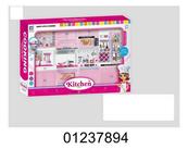 Mebelki kuchenne dla lalek na baterie 1237894
