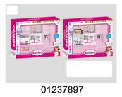 Mebelki kuchenne dla lalek na baterie 1237897