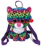 PROMO TY 95004 DOTTY pluszowy plecak leopard